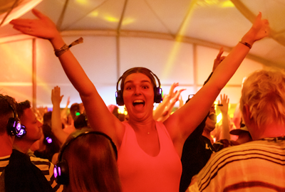 10 Reasons Why Silent Discos Are So Much Fun