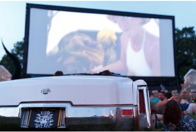 Drive-In Cinema Audio