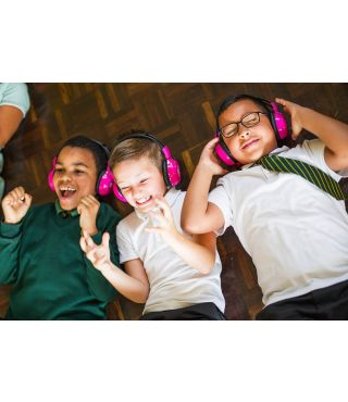 Education Headphone System for 100