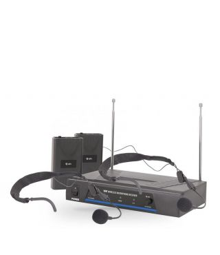 QTX Dual Microphone System