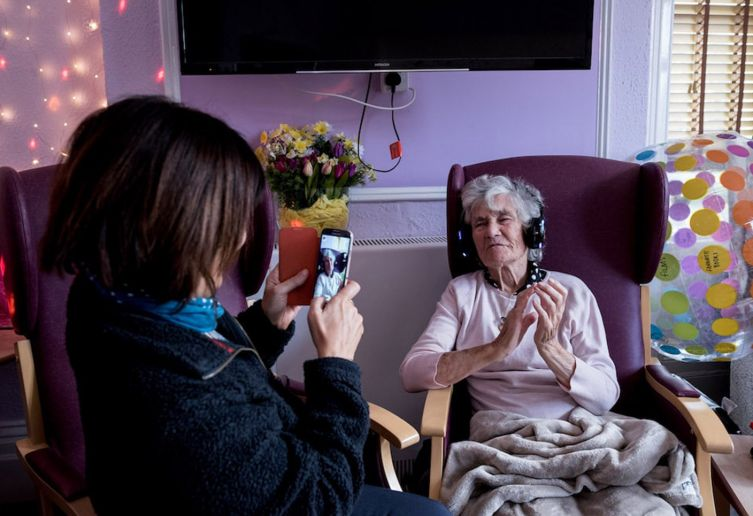 Care Home Silent Disco System