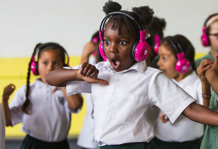 Education Headphone System for 35