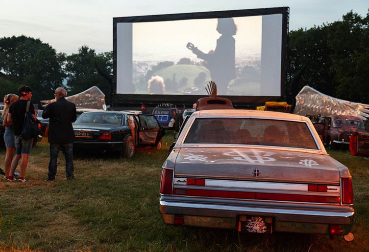 Drive In Cinema System for 50