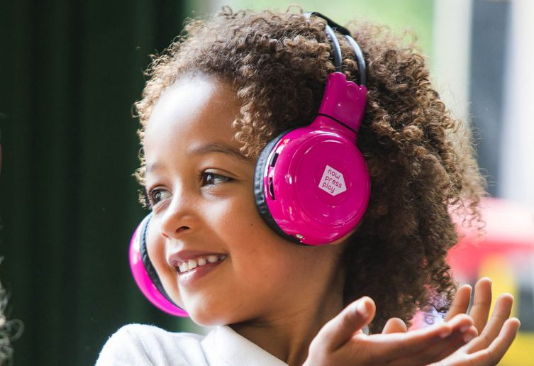 Education Headphone System for 10